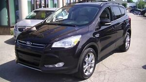 2013 Ford Escape SEL AWD, LEATHER, 2.0 ECO BOOST, 4 NEW TIRES