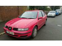 Seat leon 1.9 TDI 2001 or swap with motorcycle