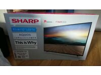 "SHARP 32"" LCD HDTV - with box - LC-32CHF5111K"