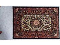 New small Persian rug/mat