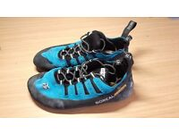 Nearly new Boreal Joker bouldering climbing shoes 10.5