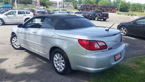 2008 Chrysler Sebring Lx-$65-Soft top convertible-Bluetooth-Dvd- London Ontario image 10