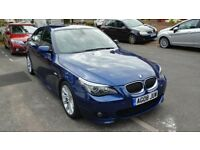 BMW 5 Series 3.0 525i M Sport 4dr 84,200 miles Leather Seats Alloys Smooth Drive
