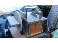 "8"" Belt driven table saw"