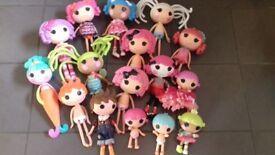 LalaLoopsy Dolls Bundle