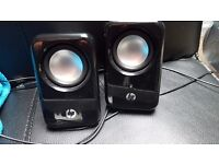 HP computer speakers
