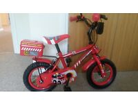 Kids firechief bike '12