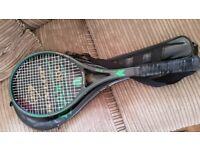 Vintage Dunlop Tennis racket, The Max 200G