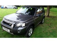LAND ROVER FREELANDER TD4, 2006, 54600 MILES, 2 FORMER KEEPERS