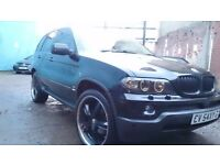 Bmw x5 facelift sell / swap