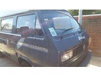 vw camper bus van, not a split or bay window, t2, 3, 28, 5 transporter shuttle bus rat look project?