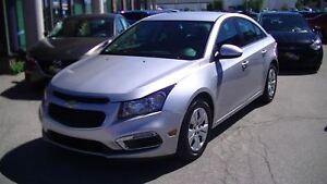 2015 Chevrolet Cruze 1LT WITH BACK-UP CAMERA & BLUETOOTH