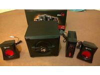 Genius SW-G2.1 1250 GX Gaming pc speaker system