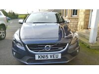 Volvo V40 2.0 TD D4 R-Design Lux Geartronic 5dr (start/stop, nav, winter kit, heated leather seats)