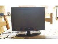 "Alba tv (14"" screen) (mini tv) (includes built in DVD player)"
