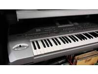 Korg pa1x keyboard