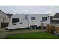 Bailey Olympus 620 (6 berth) 2012 Caravan for Sale