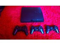 PS3 and 33 games