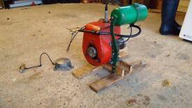 Suffolk Punch Lawnmower Engine 75G14