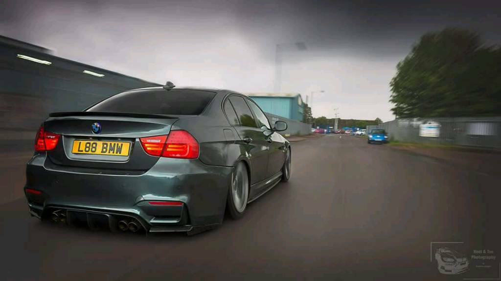2011 Bmw 318i modified