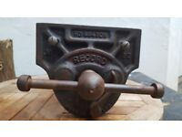 Vintage Record 52 Heavy Duty Bench Vice
