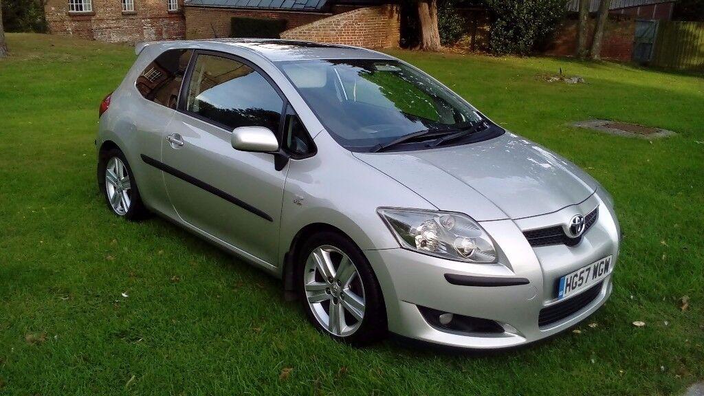 Toyota Auris 2008 SR180 fsh (price reduced)