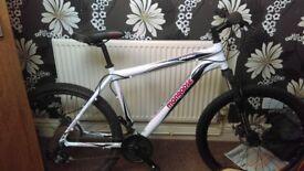 Mongoose mountian bike