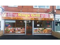 Takeaway for sale in Manchester
