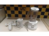 Electric hand mixer, Blender, and Hand blender