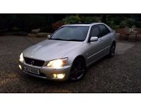 Lexus IS200 SE 99k £1100 SWAP
