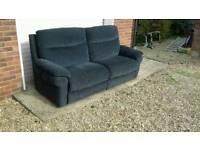 Lazboy non-recliner sofa