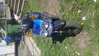 scooter bws sport 2006
