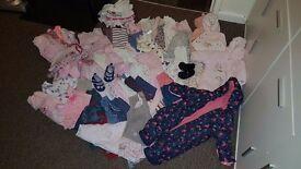 0-3 Months Baby Girls Bundle