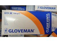 Gloves - Latex free brand new £5 per box