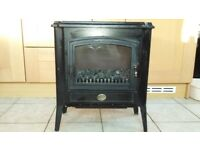 Berry electric freestanding stove.