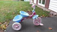 Huffy princesses tricycle