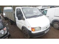 FORD TRANSIT DROPSIDE £400 FOR A QUICK SALE