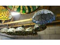 TIFFANY STYLE LAMP SHADES