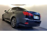 2006 | Lexus IS 220D SE 4dr | Beige Leather | Heated Seats | Bluetooth | Keyless Start/Entry