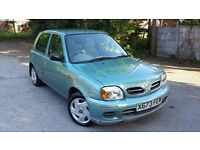 1 OWNER,FULLY AUTOMATIC,5 DOORS,1 LITER,ULTRA LOW MILEAGE,A/C MODEL,KEYFOB,NEW TIRES,8 MONTHS MOT.