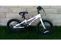 Saracen Bella 16 inch child's bike