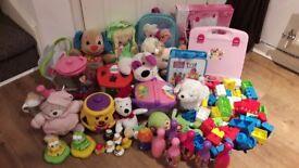 Big toys bundle