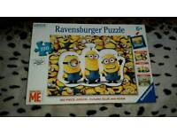 Disney despicable me minion puzzle game