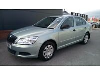 Skoda Octavia 1.2 tsi (105ps) 6 spd manual petrol S hatchback 2011