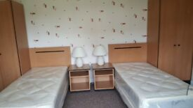 Twin room to rent