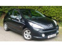 2009 Peugeot 207 1.4 Verve 3 dr **Only 60000 miles**Full Years Mot**3 Months Warranty*Full S.History