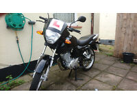 2012 AJS 125 Eco 2 VERY LOW MILEAGE