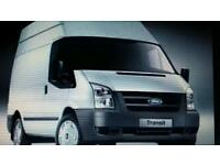 Man & van hire.