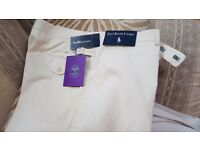 Official Wimbledon Ralph Lauren Trousers