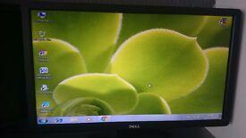 Lenovo thinkcentre M79 desktop computer complete